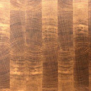 Hirnholz Eiche