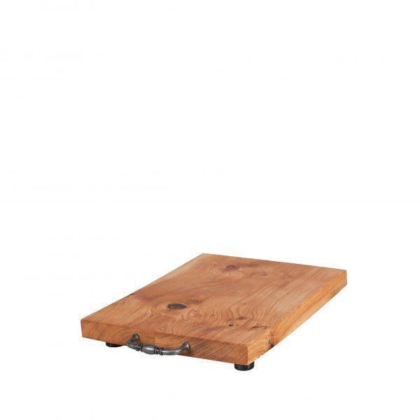 KitchenAid Gleitbrett - Rollbrett Griff Antik 2,5cm von Holz-Liebling