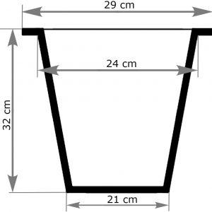 Innendurchmesser 24cm