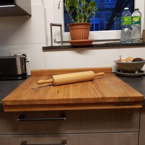 Nudelbrett für die Küchenzeile