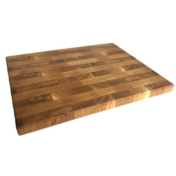 Eiche Birke Küchenbrett Stirnholz