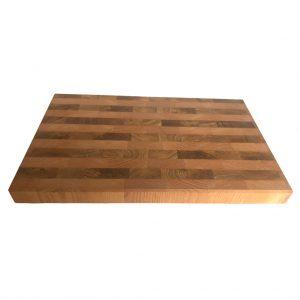 Eiche Buche Hirnholz Küchenbrett