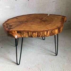 Haipins Couchtisch aus Holz