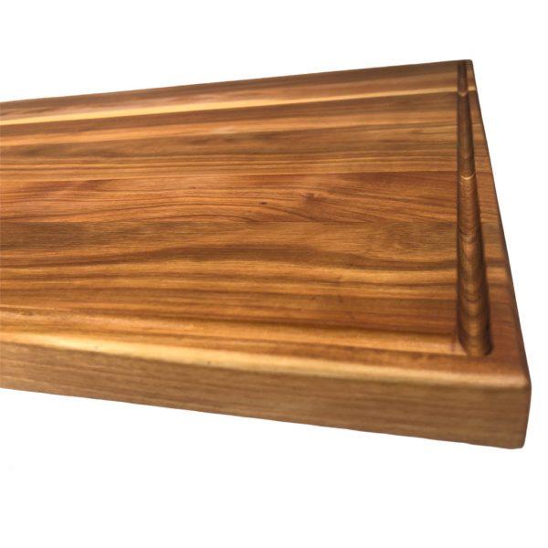 Kirschbaum Holz Kochfeldabdeckung
