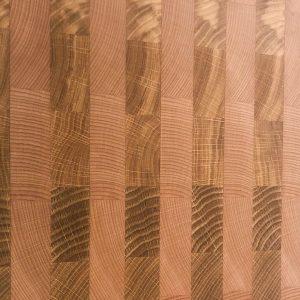 Kopfholz - Hirnholz Bcuhe und Eiche