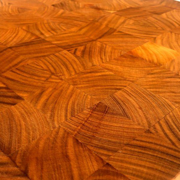Stirnholz Schneidebrett Kirschbaum
