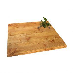 Abdeckung für Induktionskochfeld aus Holz