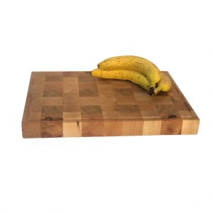 Buche Eiche Birke Küchenbrett Hirnholz