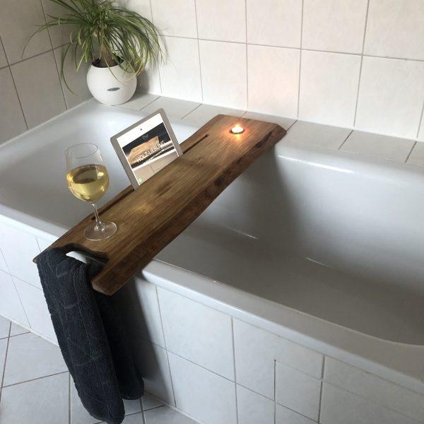 badewannenablage-rustikal-deko