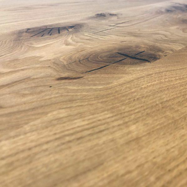 Eichenholz Esstisch