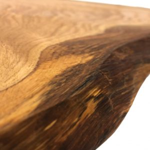 Baumkante Eichenholz